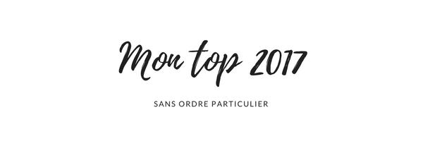Mon top 2017